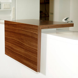Kubik | Reception desks | Abstracta