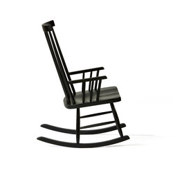 Classic Rocking Chair | Armchairs | Smilow Design