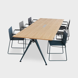 Grip Wood | Multipurpose tables | Randers+Radius