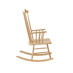 Classic Rocking Chair | Fauteuils / Chaises à bascule | Smilow Design