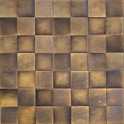Square 50 | Suelos de metal | De Castelli