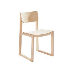 Cub Chair | Sedie visitatori | DesignByThem