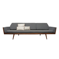 Rail Back Sofa | Canapés d'attente | Smilow Design