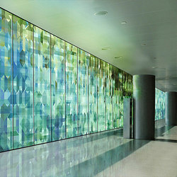 ViviSpectra VEKTR Glass | Dekoratives Glas | Forms+Surfaces®