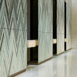 ViviSpectra VEKTR Glass | Vidrios decorativos | Forms+Surfaces®