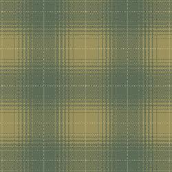 Glen Hi Land Tencel icey mint, olive & beige grey | Formatteppiche / Designerteppiche | kymo