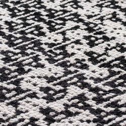 Blowin' Speaker black & blue grey | Rugs / Designer rugs | kymo