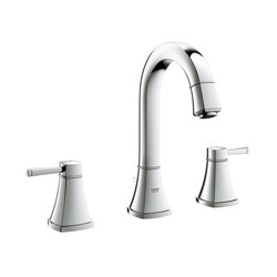 Grandera High Spout Lavatory Wideset | Robinetterie pour lavabo | Grohe USA