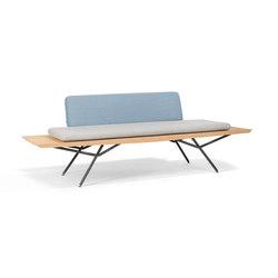 San Sofa | Garden benches | Manutti