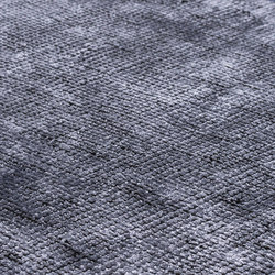 Dune Max Viscose blue iron | Rugs | kymo