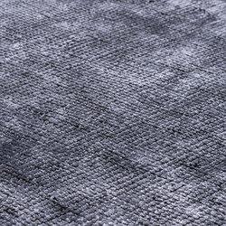 Dune Max Viscose blue iron | Formatteppiche | kymo