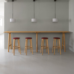 Rail | Cafeteria tables | Zeitraum