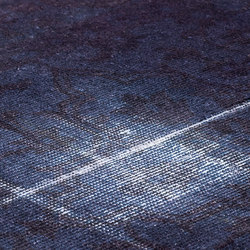 The Mashup Pure Edition Ornamental blue | Rugs | kymo