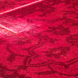 The Mashup Pure Edition Ornamental red | Rugs | kymo