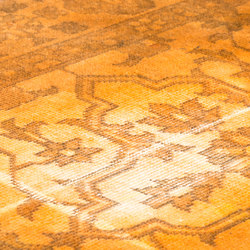 The Mashup Pure Edition Ornamental orange | Rugs | kymo