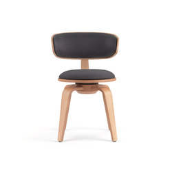 Pivot Swivel armchair | Conference chairs | Giulio Marelli