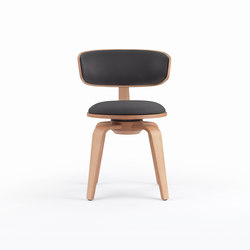 Pivot Swivel armchair | Visitors chairs / Side chairs | Giulio Marelli