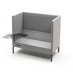 Stripes Sofa | Loungesofas | Giulio Marelli