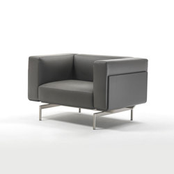 L-Chair | Lounge chairs | Giulio Marelli