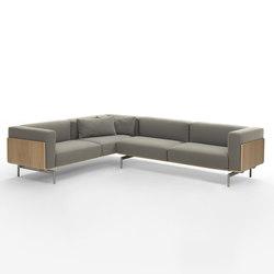 L-Sofa Corner Composition | Sofas | Marelli