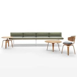 H-Sofa Composition | Waiting area benches | Giulio Marelli