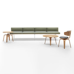 H-Sofa Composition | Waiting area benches | Marelli