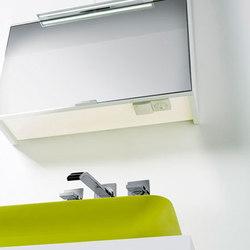 mirror medicine cabinet | M1 | Mirror cabinets | Blu Bathworks