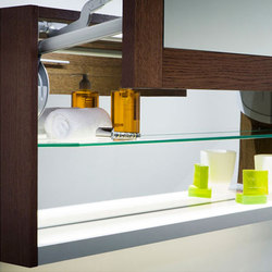 mirror medicine cabinet | M4 | Mirror cabinets | Blu Bathworks