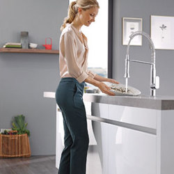 K7 Foot Control | Kitchen taps | Grohe USA