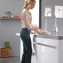 K7 Foot Control | Küchenarmaturen | Grohe USA