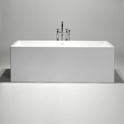 box | blu•stone™ freestanding-bathtub | Vasche ad isola | Blu Bathworks
