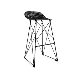 Carbon Bar Stool | Bar stools | moooi