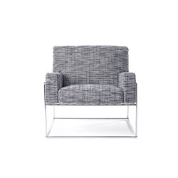charles chair | Loungesessel | moooi