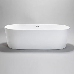 coco | freestanding acrylic bathtub | Bathtubs | Blu Bathworks
