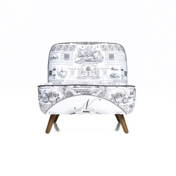 Cocktail Chair | Armchairs | moooi