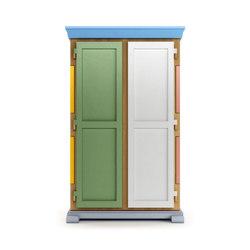 paper wardrobe patchwork | Armoires | moooi