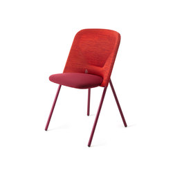 shift dining chair | Chaises | moooi