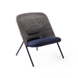 Shift Lounge Chair | Sillas | moooi
