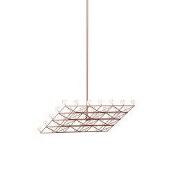 space-frame small | Lampadari da soffitto | moooi