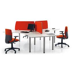 Cool C300-C500 | Table dividers | actiu