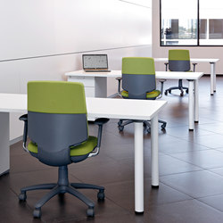 Cool C300-C500 | Individual desks | actiu