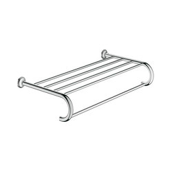 Essentials Authentic Multi-Towel Rack | Porta asciugamani | Grohe USA