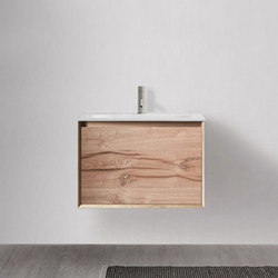 45º furniture | FULL • series 700 wall-mount vanity | Waschtischunterschränke | Blu Bathworks