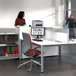 Cool E100 | Desking systems | actiu