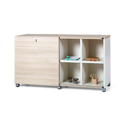 Cubic | Sideboards | actiu