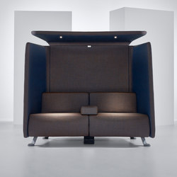 #004.01 Niche | Loungesofas | PROOFF