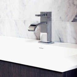 blu•stone™ vanity tops | series 600 | Vanity units | Blu Bathworks