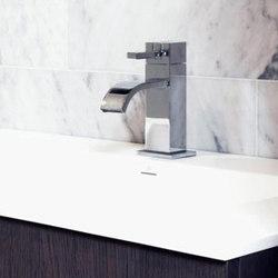 blu•stone™ vanity tops | series 600 | Wash basins | Blu Bathworks