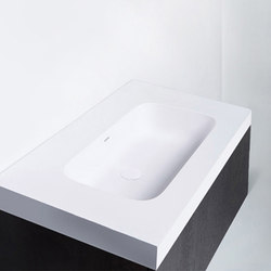 blu•stone™ vanity tops | series 900 | Vanity units | Blu Bathworks