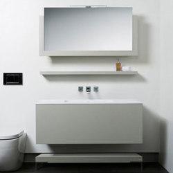 blu•stone™ vanity tops | series 1200 | Wash basins | Blu Bathworks